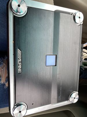 ALPINE AMPLIFIER PDX-5 for Sale in Hubbard, OR
