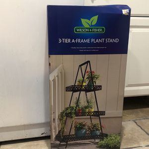 New 3-tier A-frame Plant Stand !!!! for Sale in Lakewood, CA