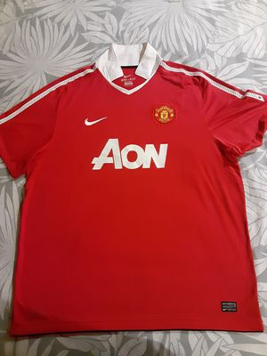 Manchester United Jersey like new sizes xxL for Sale in Huntington Beach, CA