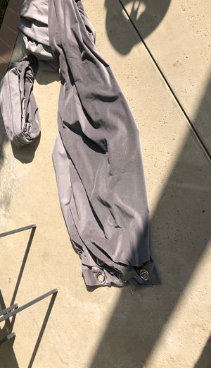 Free curtains and rod for Sale in Laguna Niguel, CA