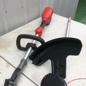 Milwaukee M18 FUEL 18-Volt Lithium-Ion Cordless Brushless String Grass Trimmer with Attachment Capability (Tool-Only) for Sale in La Habra, CA