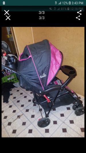 Pink stroller for Sale in Chicago, IL