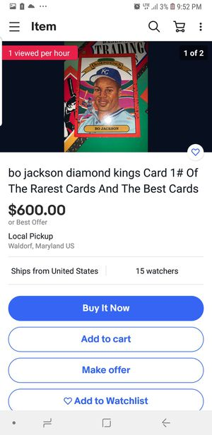 Collectable baseball cards for Sale in Moore, SC