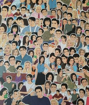 Friends TV Show Jigsaw Puzzle for Sale in Tucson, AZ