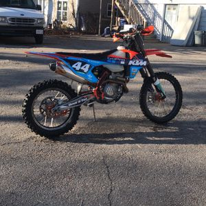 2016 Ktm250xcf 6000 for Sale in Milford, MA