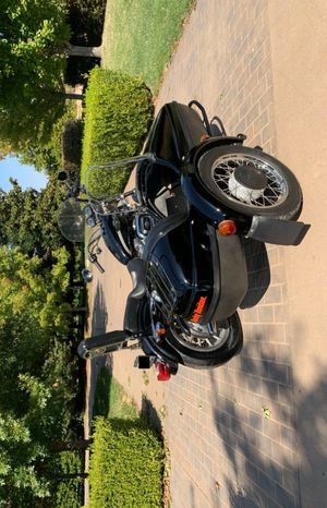 2003 Harley Davidson Anniversary Edition 883 Sportster with Velorex Sidecar 100% issue free for Sale in WHT SETTLEMT, TX