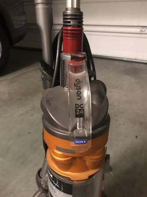 DYSON DC24 UPRIGHT VACUUM CLEANER - Needs to be fixed for Sale in Irvine, CA
