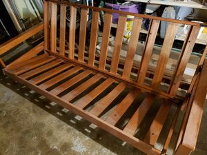 Futon frame for Sale in Port Orchard, WA