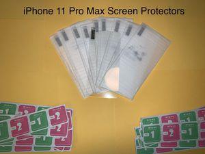 iPhone 11/11 Pro Max/ 11 Pro/ 7-8 Plus TEMPERED Screen Protectors for Sale in Miami, FL