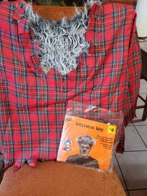 BOY WEREWOLF COSTUME for Sale in Arlington, TX