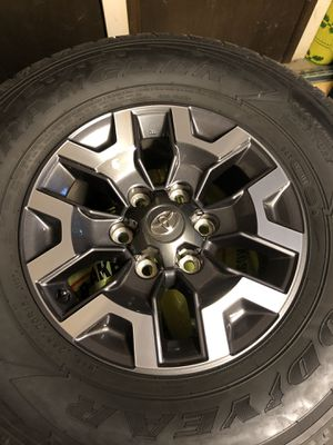 Toyota Tacoma Wheels for Sale in Seattle, WA