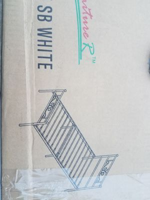 Twin bed White for Sale in Citrus Heights, CA