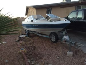 Boat bayliner Capri 1988 must see!! for Sale in Las Vegas, NV
