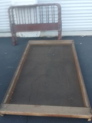 Original old set bed 1910s west for Sale in Riverside, CA