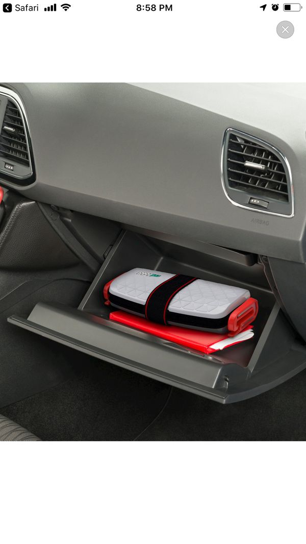 Mifold booster seat like new