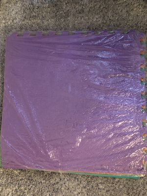 Padded play mats (Set of 5) never used for Sale in Virginia Beach, VA