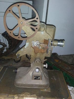 Keystone 16mm projector for Sale in Groves, TX