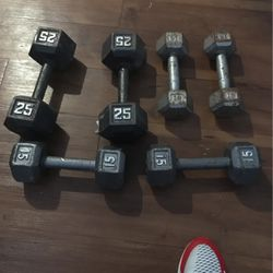 Dumbbells Send Offers for Sale in Irving,  TX