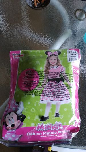 Minnie Mouse Costume & Bendy the Ink machine costume for Sale in Azalea Park, FL