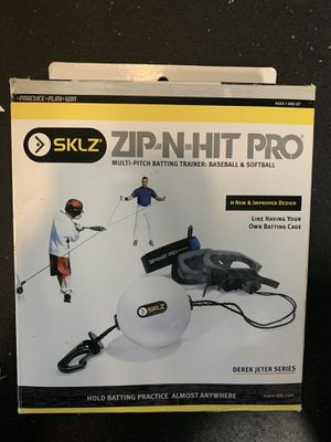 Zip-N-Hit Pro for Sale in Fort Worth, TX