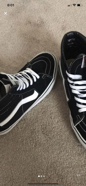 Vans High Tops (size 9) for Sale in OH, US
