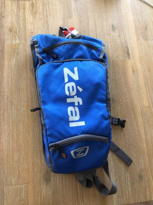 Zefal 2 Liter Hydration Backpack (Unused) for Sale in San Diego, CA