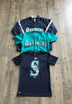 Seattle Mariners Youth Baseball Clothes for Sale in University Place, WA