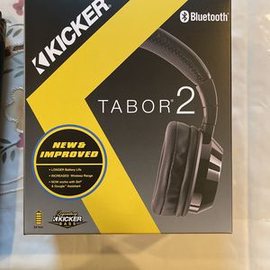 Kicker Tabor 2 Headphones for Sale in Passaic, NJ