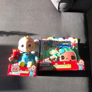 Cocomelon Jj Doll & Doctor Checkup Kit for Sale in El Segundo, CA