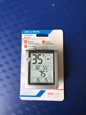 Acurite humidity monitor for Sale in Long Beach, CA