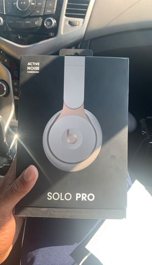 Beats solo pros for Sale in Swansea, IL