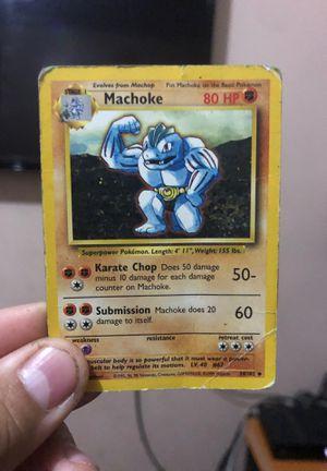 Pokémon 1995 original cards (3) for Sale in Inglewood, CA