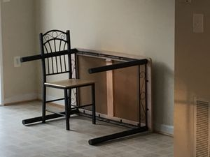 Table, 2 chairs for Sale in Ashburn, VA