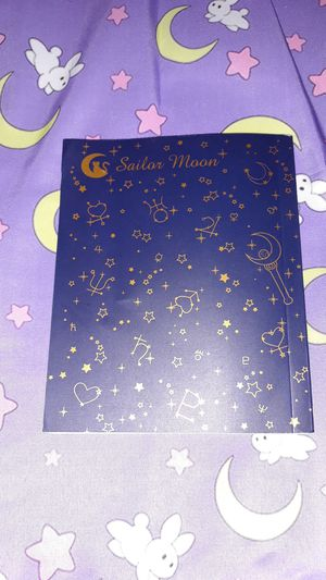 Sailor moon blank book for Sale in Glendale, AZ