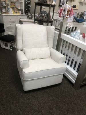 New Wingback Tufted Glider Recliner for Sale in Dublin, CA