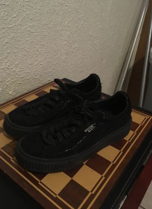 Puma , Basket size 4.5 UK 6.5 US slightly used $30 for Sale in Dallas, TX