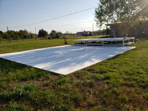 Pista de baile y esenario para grupo for Sale in Dallas, TX
