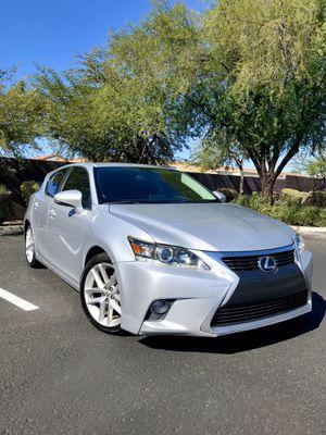 2014 Lexus CT200h Hybrid 1 OWNER!! for Sale in Phoenix, AZ