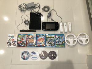 Wii U including extras for Sale in Weston, FL