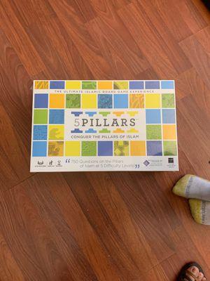 5 Pillars of Islam Board Game! for Sale in New Brunswick, NJ