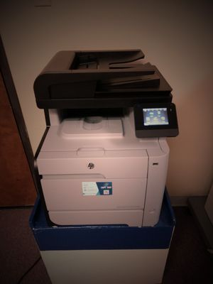 New Condition HP Color Laser M476nw MFP Printer for Sale in Colorado Springs, CO
