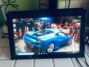 Samsung 700t 1920x1080p Touchscreen Tablet-Intel Core i5-128GB SSD for Sale in Brentwood, CA