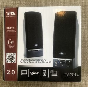 Small Speakers Never Used for Sale in Whittier, CA