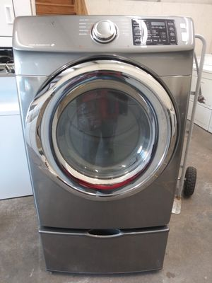 SAMSUNG ELECTRIC DRYER for Sale in Lewisville, TX