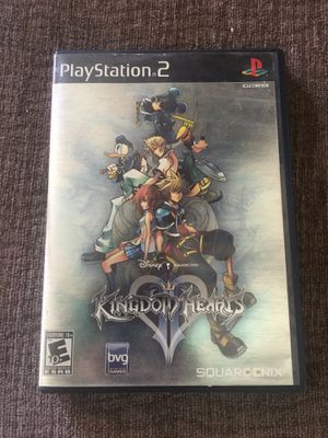 Kingdom Hearts 2 (PS2) for Sale in Oceanside, CA