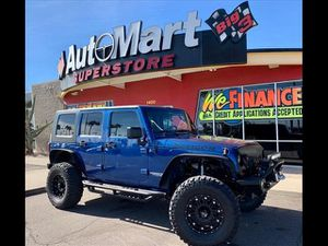 2010 Jeep Wrangler Unlimited for Sale in Chandler, AZ