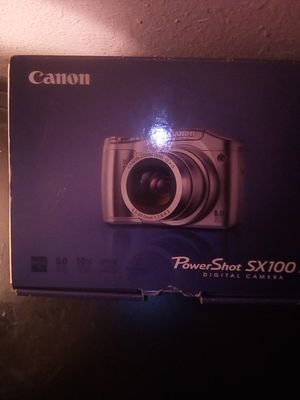 Canon PowerShot sx100 is for Sale in Oroville, CA