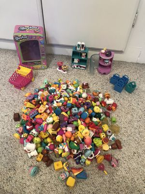 Huge collection of Shopkins and accessories for Sale in Boston, MA