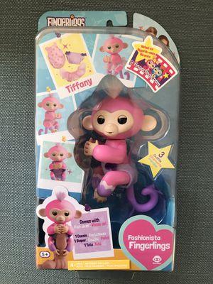 Fingerlings monkey for Sale in Kensington, MD