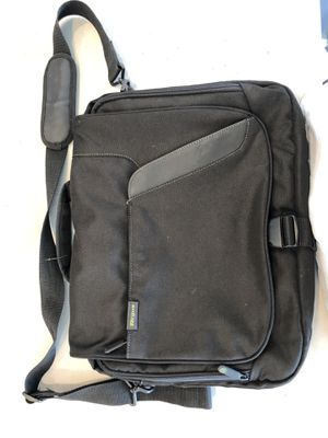 Targus black/green messenger bag for Sale in Los Angeles, CA